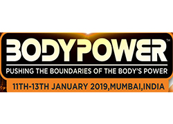 2019年印度国际健美、健身器材展 Body Power India 2019